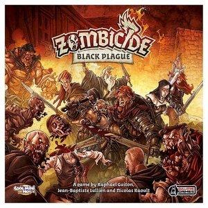 CoolMiniOrNot Zombicide: Black Plague