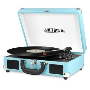 Victrola Bluetooth Suitcase Record Player