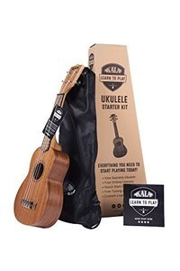 Kala Official Learn to Play Ukelele Starter Set