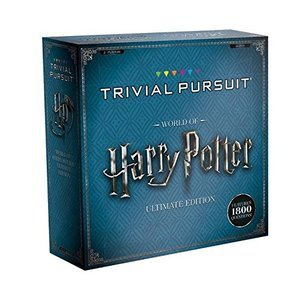 Trivial Pursuit: Harry Potter Board Game