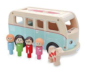 Indigo Jamm Colin's Camper Van Playset