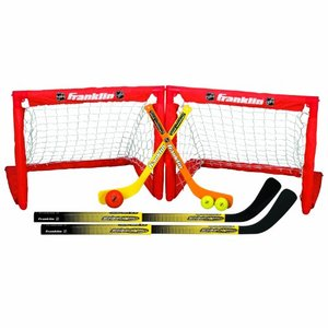 Franklin Sports Street Hockey Set