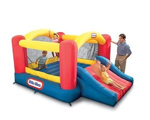Little Tikes Jump N' Slide Bouncer