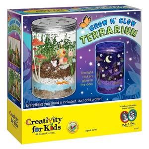 Grow and Glow Terrarium Set