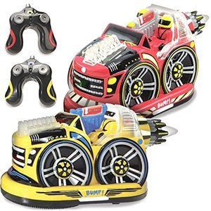 Kid Galaxy Remote Control Bumper Cars