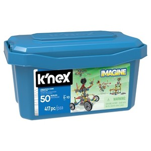 K'NEX Imagine Creation Zone Building Set