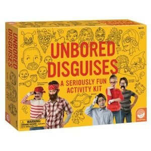 MindWare Unbored Disguises Activity Kit