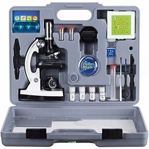 AmScope Beginner Microscope Science Kit