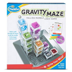 Think Fun Gravity Maze Board Game