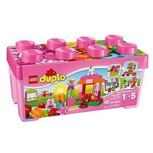 LEGO DUPLO Al-in-One Pink Box of Fun