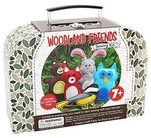 Craftster's Sewing Kit Woodland Friends