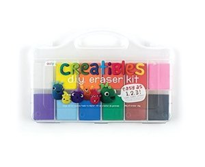 OOLY Creatibles DIY Erasers