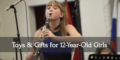Give fantastically unforgettable gifts for your twelve year old girl!