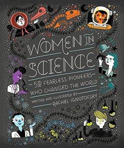 Rachel Ignotofsky Women In Science