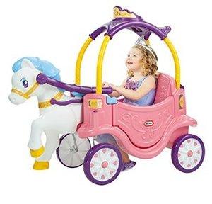 Little Tikes Princess & Horse Carriage