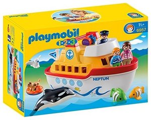PLaymobil 123 My Take Along Ship