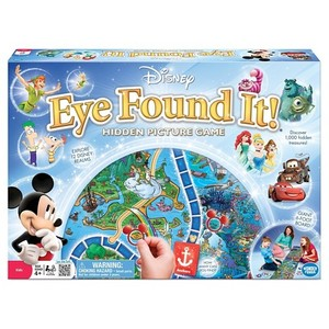Disney Eye Found It!
