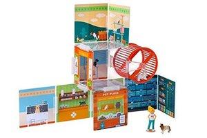Wonderhood Pet Place Play Set