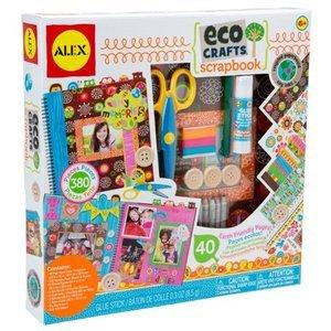 ALEX Toys Eco Craft Scrapbook