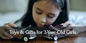 10 Best Toys & Gift Ideas for Seven-Year-Old Girls