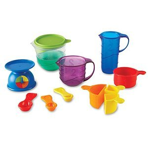 Learning Resources Primary Mix & Measure Set