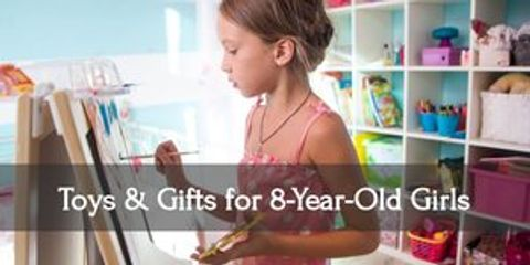 10 Best Toys & Gift Ideas for Eight-Year-Old Girls