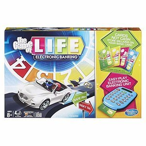 Hasbro The Game of Life: Electronic Banking