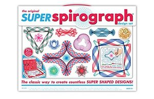Super Spirograph Kit