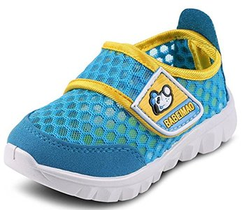 DADAWEN Breathable Mesh Lightweight Running Shoes