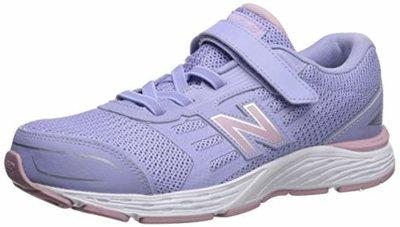 New Balance Kids' 680 V5 Alternative Closure Running Shoes