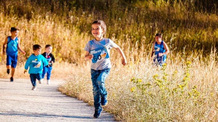 run blue marathon