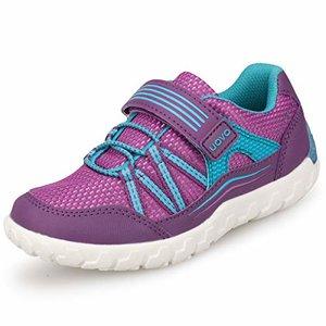 UOVO Girls Running Shoes, Lightweight Mesh