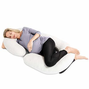 Restorology 60-Inch Fully Body Pregnancy, C-Shaped