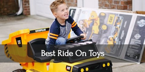 Top Ride on Toys for Kids