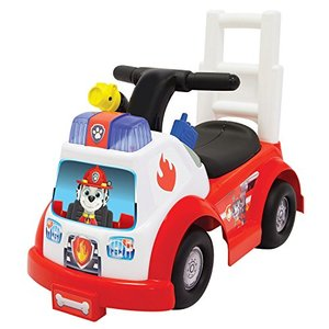 Paw Patrol Marshall Engine