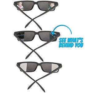 Bedwina Spy Glasses, pack of 3