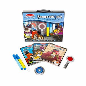 Melissa & Doug Decoder Activity Set