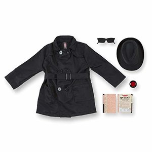 Melissa & Doug Spy Costume Set