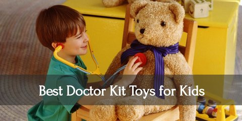Top Doctor Kit Toys for Your Kids