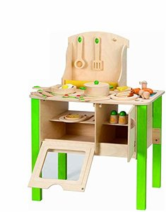 Hape My Creative Cookery Club Wooden Play Kitchen