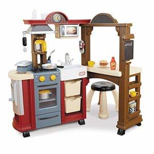 Little Tikes Kitchen & Restaurant, Red