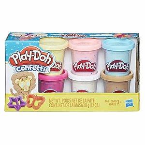 Play Doh Confetti Compound