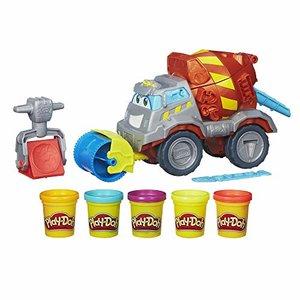 Play Doh Construction Trucks